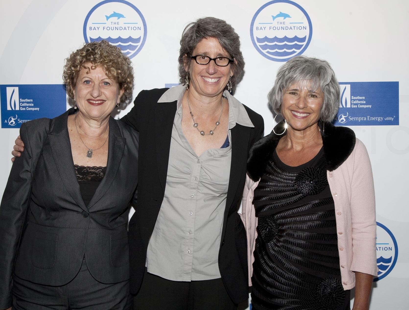 Laurie Newman, Robin Berkovitz, Nancy Cohn