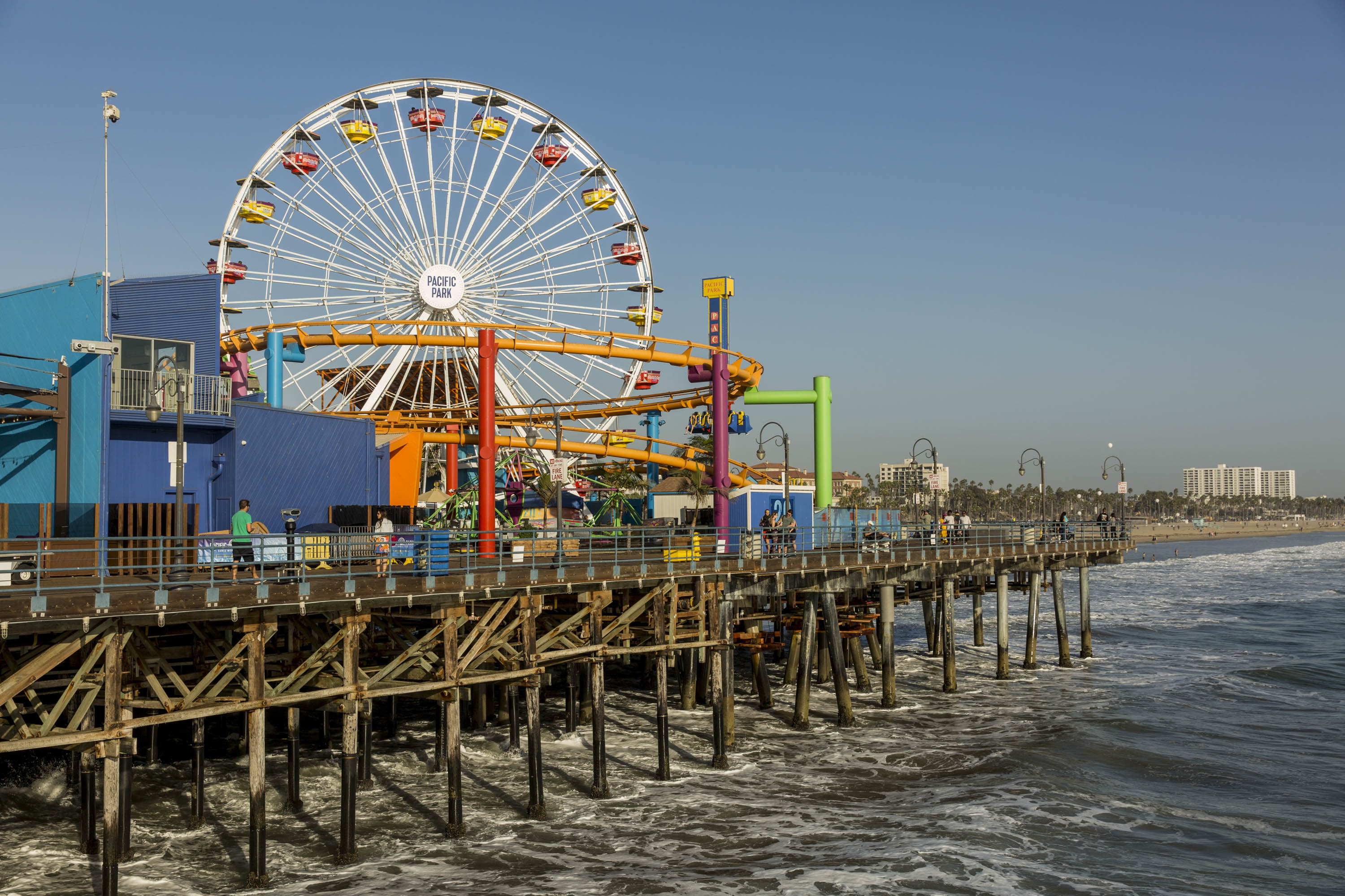 Pacific Park at Santa Monica Pier