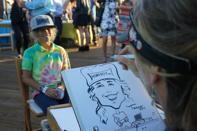 """""""Homeboy"""" gets sketched"""